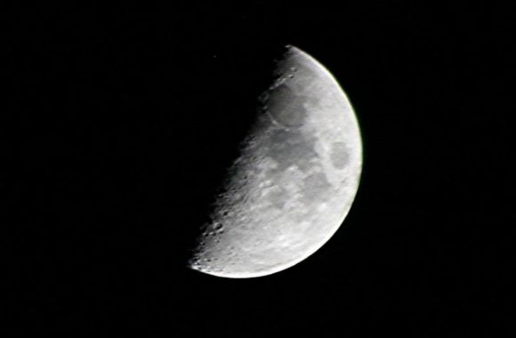 Half my Moon