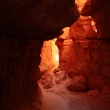 Caves of Bryce Canyon